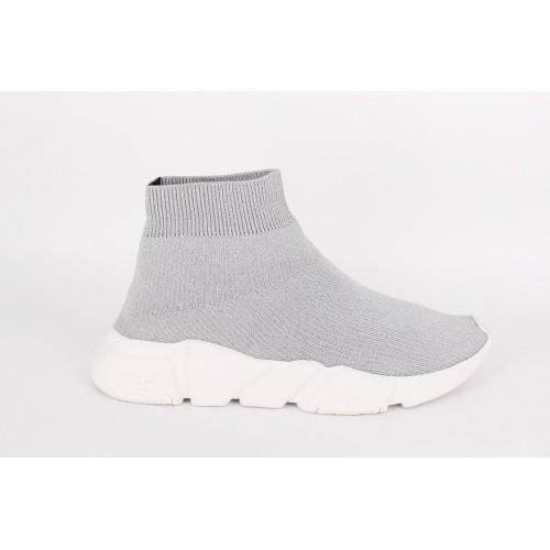 Ghete classic sock silver