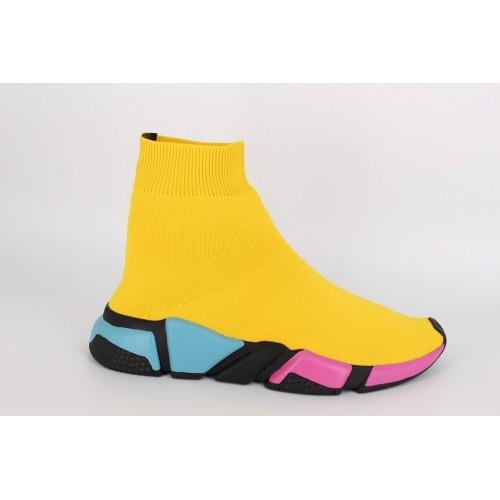 Ghete classic sock yellow
