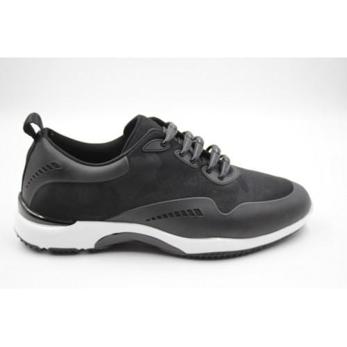 Sneakers barbati black clouds