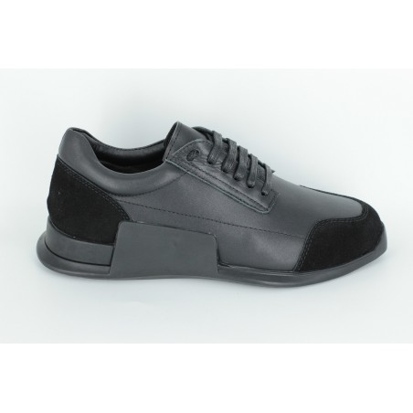Sneakers barbati black 2