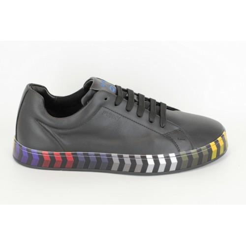 Pantofi Sneakers piele