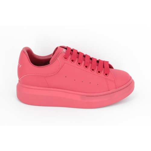 ALEXANDER MCQUEEN SNEAKERS RED
