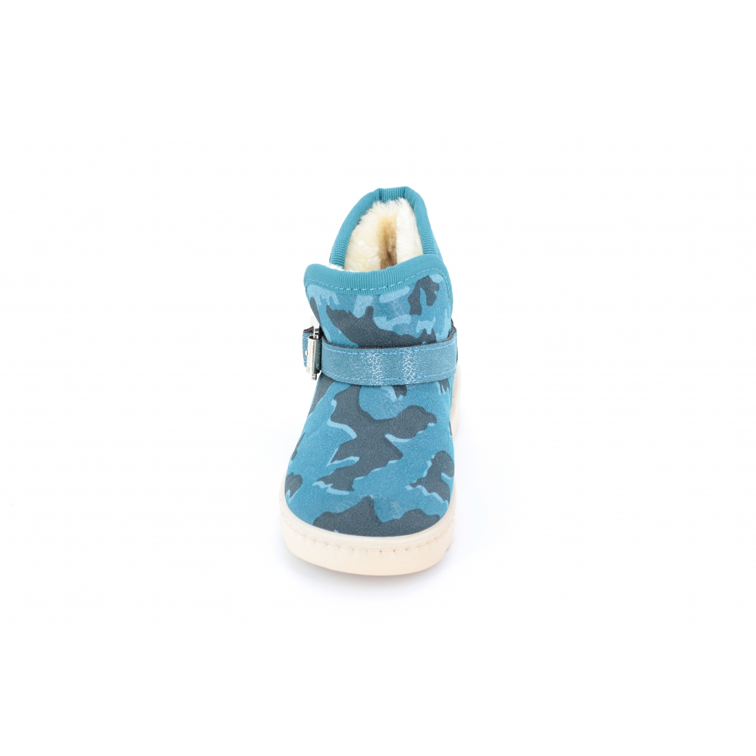 Cizme Copii Tip UGG Army Blue