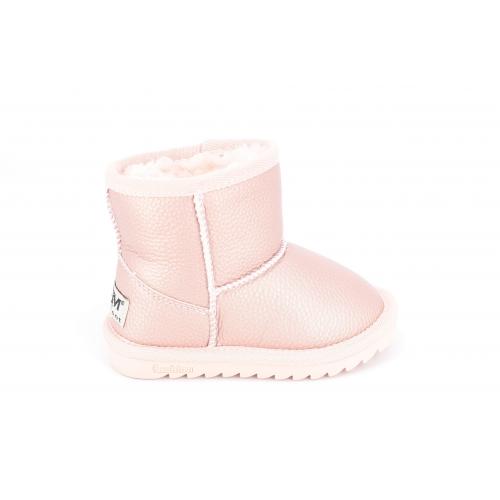 Cizme Copii Tip UGG Shiny Pink