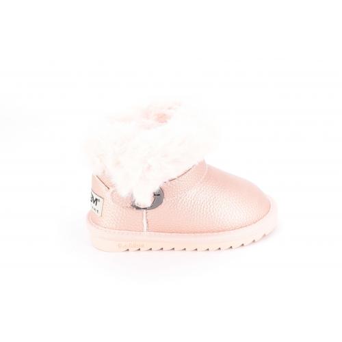 Cizme Copii Tip UGG Pink Fur