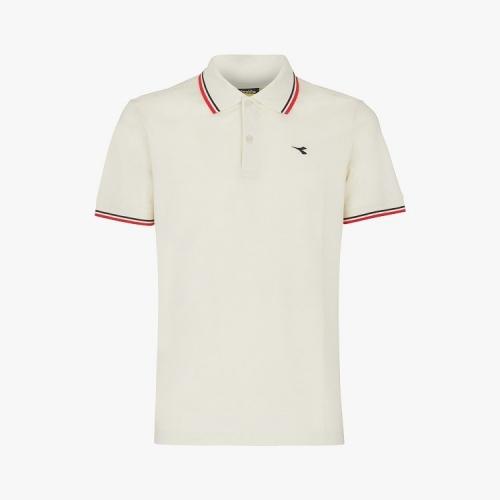 DIADORA Tricou Polo Rojo