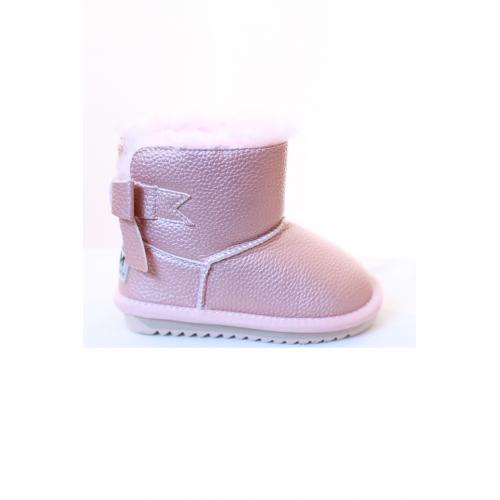 Cizme Copii Tip UGG Pink 2