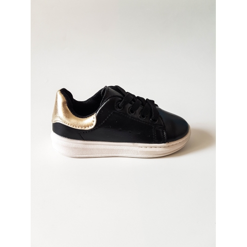 Sneakers Copii Fete Black