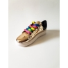 Sneakers Copii Fete Gold