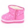 Cizme Copii Tip UGG Pink2